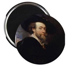 Self Portrait 1623 Magnet