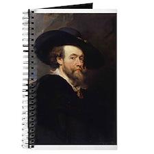 Self Portrait 1623 Journal
