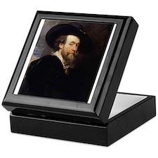 Self Portrait 1623 Keepsake Box