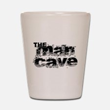 Man Cave Shot Glass