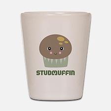 Super Cute Stud Muffin Shot Glass