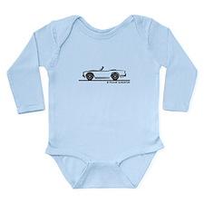 Triumph TR4 Long Sleeve Infant Bodysuit
