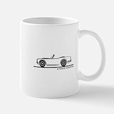 Triumph TR4 Mug
