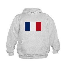 French Flag Hoody