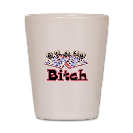 Bingo Bitch Shot Glass