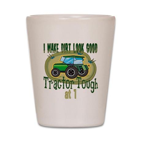 Tractor Tough 1st Shot Glass