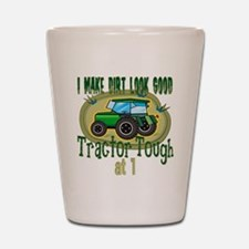 Tractor Tough 1st Shot Glass