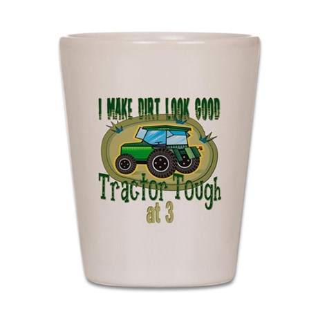 Tractor Tough 3rd Shot Glass