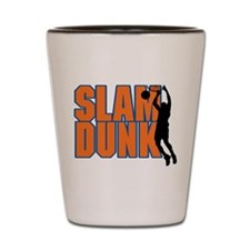 Slam Dunk Shot Glass