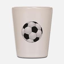 Soccerball II Shot Glass