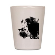 spinone Shot Glass