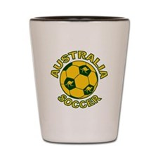 Australia Soccer New Shot Glass