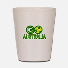 Go Australia Shot Glass
