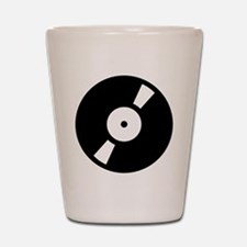 Retro Classic Vinyl Record Shot Glass