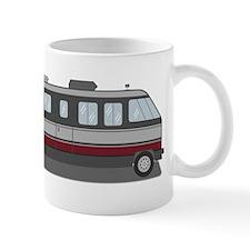 Classic Airstream Motor Home Small Mug