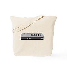 Classic Airstream Motor Home Tote Bag
