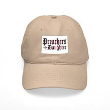 """Preachers Daughter"" Baseball Cap"