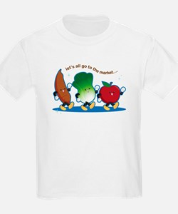 Let's Go to the Market! T-Shirt