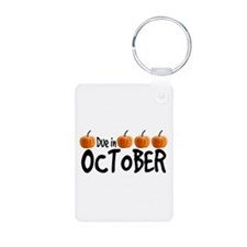 Due in October - Pumpkins Keychains