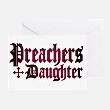"""Preachers Daughter"" Greeting Cards (Pk of 10)"