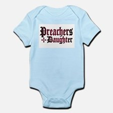 """Preachers Daughter"" Infant Creeper"