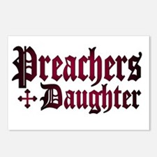 """Preachers Daughter"" Postcards (Package of 8)"