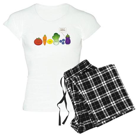 Keep It Colorful Women's Light Pajamas