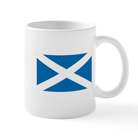 St. Andrews Cross Mug