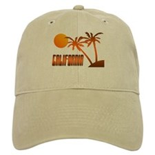 """California"" Baseball Cap"