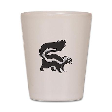 Skunk Shot Glass
