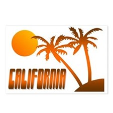 """California"" Postcards (Package of 8)"