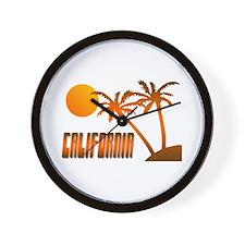 """""""California"""" Wall Clock"""