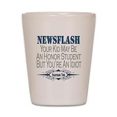 Honor Student Shot Glass
