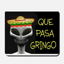 THEY'RE STILL COMING Mousepad