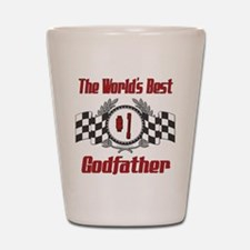 Racing Godfather Shot Glass