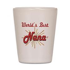 Starburst Nana Shot Glass