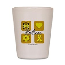 Believe Elements - Sarcoma Shot Glass