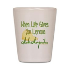 Make Margaritas Shot Glass