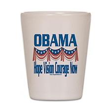 Obama Vision Shot Glass