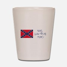 Pure Southern Pride Shot Glass