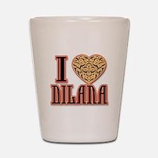 Dilana Shot Glass