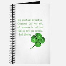 Unique Irish blessing Journal