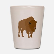 Buffalo Shot Glass