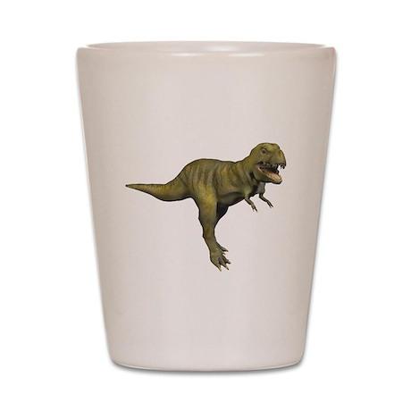 Tyrannosaurus Rex Shot Glass