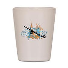 Urban Flute Shot Glass