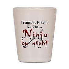 Trumpet Ninja Shot Glass