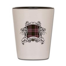 Chapman Tartan Shield Shot Glass