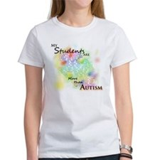 More than Autism (Students) Tee