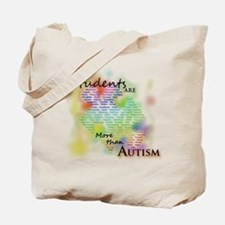 More than Autism (Students) Tote Bag