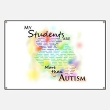 My Students Are More Than Autism Banner